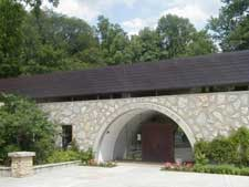 Nature Center entrance