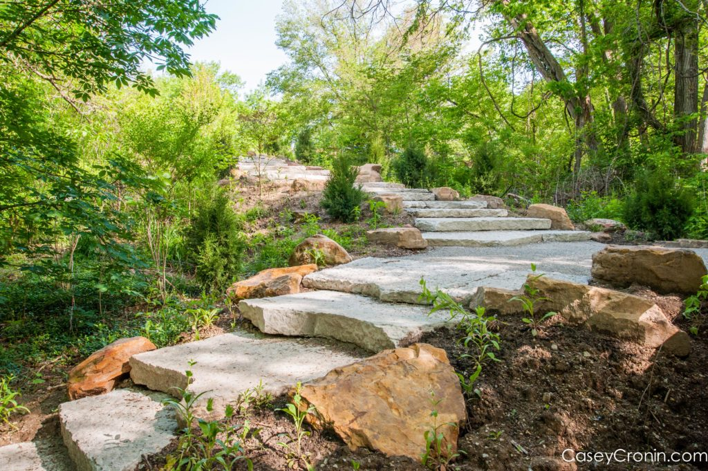 Rock Garden and Trails